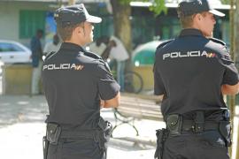 Detenido un joven de 17 años acusado de perpetrar 33 tirones en Son Gotleu
