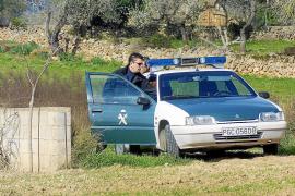 Desactivan una bomba de la Guerra Civil hallada en una finca de Santanyí