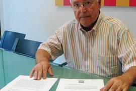 Unió Mallorquina lleva al Parlament el proyecto para ejecutar el 'tren trinchera'
