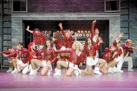 El musical de los éxitos de Mecano llena el Auditòrium en su gira de despedida