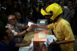 Anécdotas e incidencias de la jornada electoral