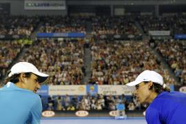 Nadal afirma que la coincidencia con Federer ha obligado a ambos a superarse