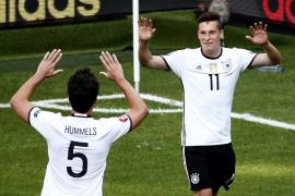 Alemania arrolla a Eslovaquia gracias a un gran Draxler