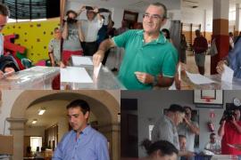 El PP remonta en Balears, pincha Units Podem Més y el PSIB se recupera