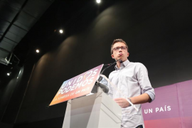 Errejón: «No son unos buenos resultados para Unidos Podemos ni para España»