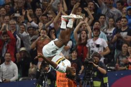Bélgica se viste de favorita y golea a Hungría