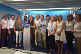 Teresa Palmer: «La victoria del PP en Balears ha sido incuestionable»