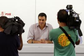 El PSOE no apoyará al PP ni se plantea abstenerse para facilitar la investidura