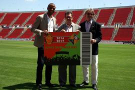 El Real Mallorca y el Palma Futsal lanzan un abono común