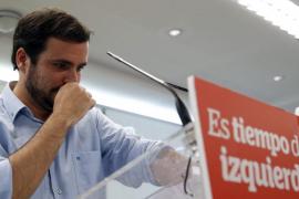 Alberto Garzón: «Por separado los resultados hubieran sido peores»