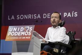 Echenique avisa que Podemos no apoyará un pacto entre PSOE y Ciudadanos
