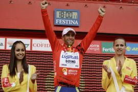 Nibali (Liquigas): «Ganar la Vuelta  a España es algo que había soñado desde muy joven»