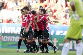 El Mallorca consigue su primera victoria de la temporada