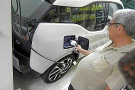 El Consell incentivará el uso del coche eléctrico en la Part Forana