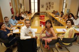Satisfacción en el PSIB-PSOE por su capacidad de resistencia y haber afianzado a Francina