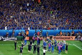 Islandia obra el milagro, derrota a Inglaterra y entra en cuartos
