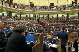 Se abre un plazo de un mes hasta la constitución de las Cortes Generales