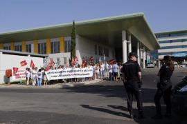 Semana de protestas para exigir el párking gratuito en Son Espases
