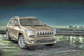Jeep amplía la gama Cherokee con la versión 'Overland'