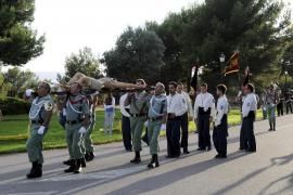 Los legionarios celebran su 90 aniversario