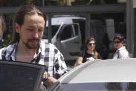 Iglesias dice que si Sánchez no responde a sus mensajes será porque está pensando en hacer presidente a Rajoy