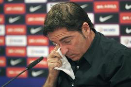 El Barcelona despide al entrenador Xavi Pascual