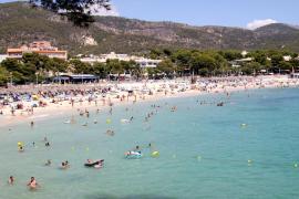 C's Calvià propone la creación de una calle de nado natural en las playas