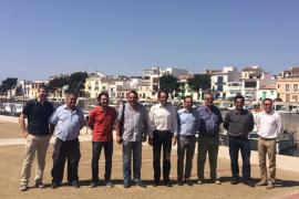 PortsIB invierte 48.000 euros en la mejora del entorno portuario de Portocolom