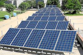 El Consell dará ayudas a las energías renovables y contra las fugas de agua