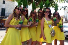 Campanet celebra su Carnaval de verano 2016
