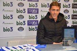 Antonio Raíllo firma por tres temporadas con el Real Mallorca