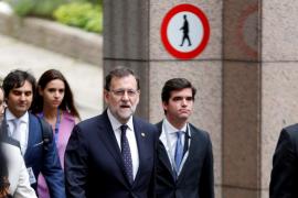 Rajoy avisa: «Si el Reino Unido se va, Escocia también se va»