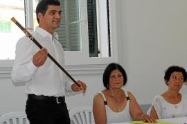 El alcalde de Maria dimite «harto» de que la oposición les «haga perder el tiempo»