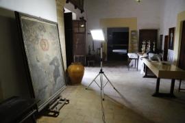 Finaliza la catalogación de la colección de pintura y escultura de Santa Elisabet