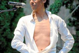 Tomasito: «En el concierto de esta noche voy a ofrecer gloria bendita para ustedes»