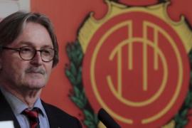 Monti Galmés ya es el nuevo presidente del Real Mallorca