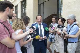 Horrach sobre el ministro del Interior: «Tenía que haberse producido la dimisión inmediata»