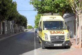 Una niña, en estado crítico tras caer por la ventana en Montuïri