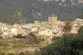 El alcalde de Estellencs, indignado por un nuevo corte de carretera