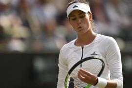 La eslovaca Cepelova deja fuera de Wimbledon a Muguruza