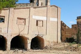 Las 'tramutges' de la mina de Son Batle quedan libres de escombros