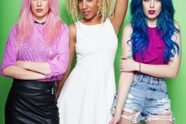 Sweet California, la 'girl band'de moda, vuelve a la Isla «más fuerte que nunca»