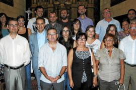 Reconocimiento a la delegación del Grup Serra en Inca en su vigésimo quinto aniversario