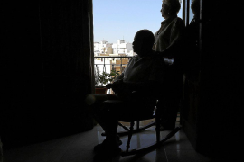 Brutal agresión a una pareja en Palma