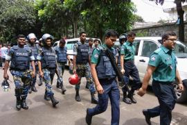El ataque a la cafetería de Dacca finaliza con 26 muertos y 13 rescatados