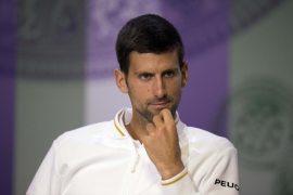 Djokovic: «Ahora necesito algo de descanso»