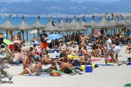 Mallorca pulverizará todos sus récords turísticos durante este mes de julio