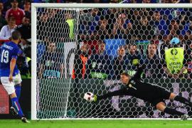 Alemania, en semifinales tras ganar a Italia en los penaltis