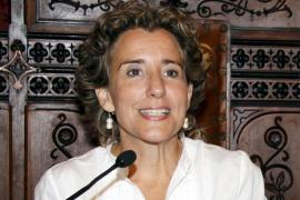 Aina Calvo, refrendada por unanimidad como candidata a la reelección en Palma