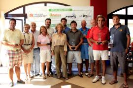 Entrega de trofeos del I Torneo benéfico Fundación Handisport